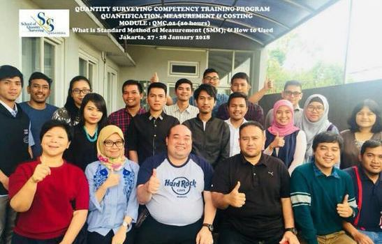 Quantity Surveying Competency in Measurement 01